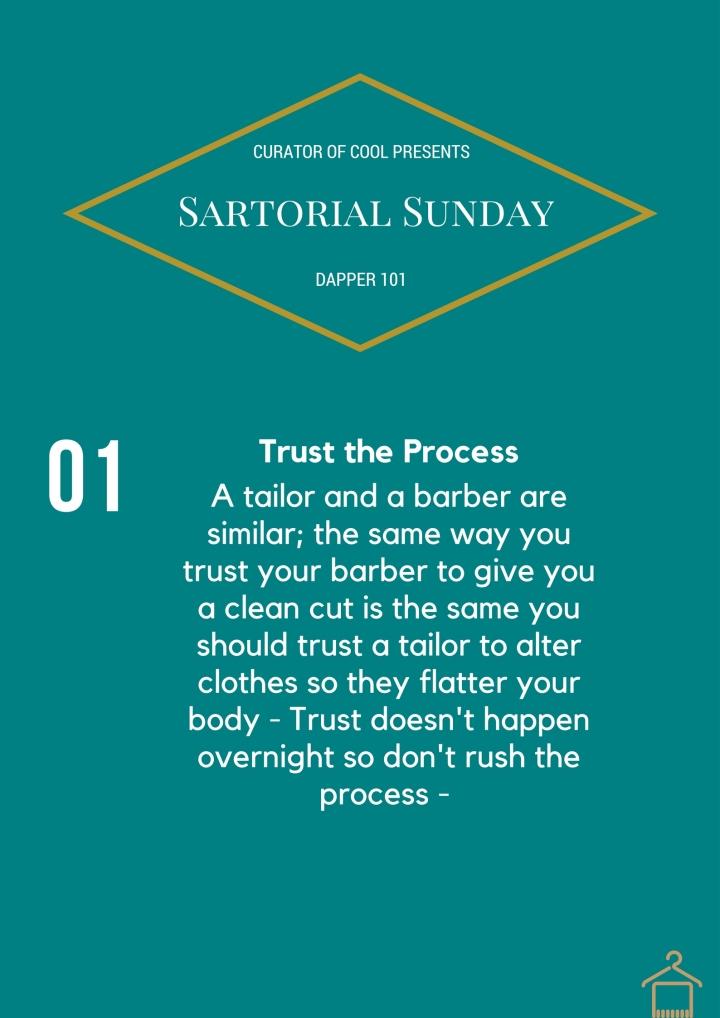 Sartorial Sunday (1)