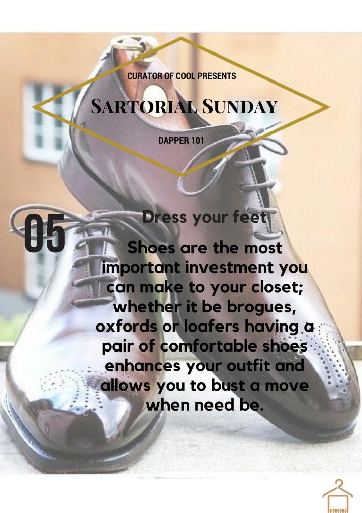 Sartorial Sunday 5