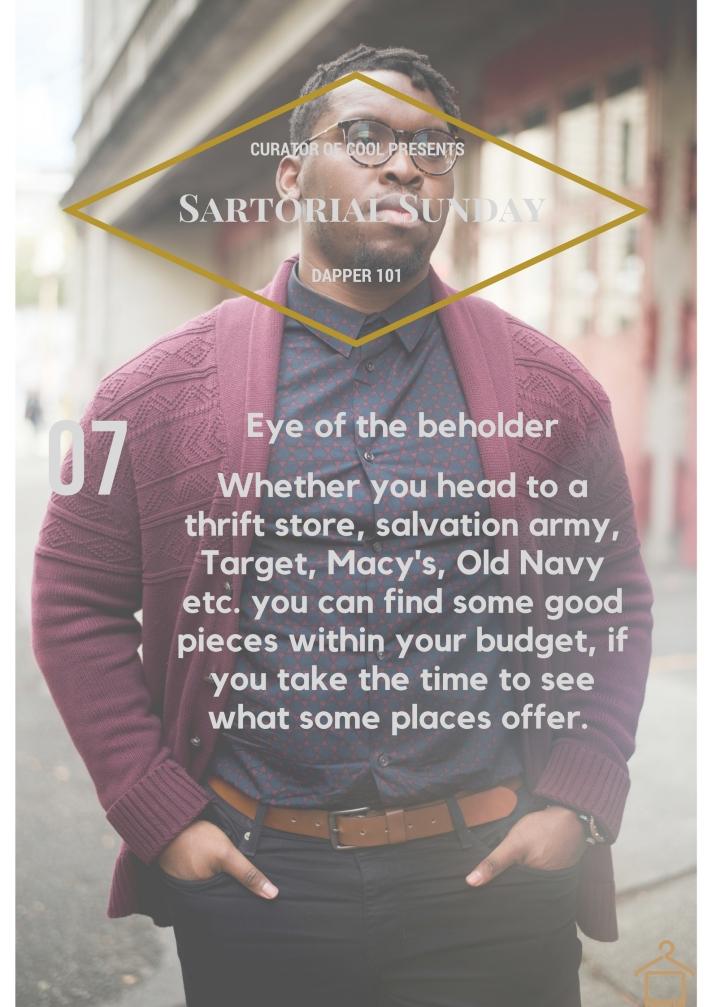 Sartorial Sunday 7 (1)