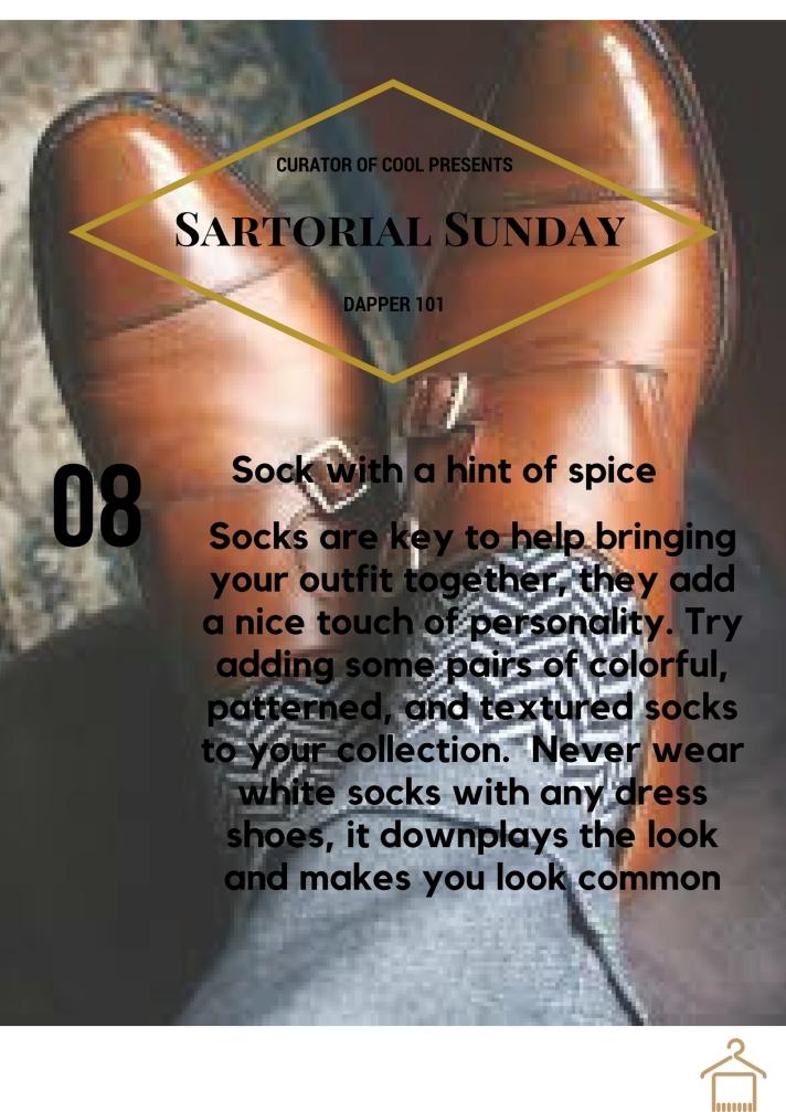 Sartorial Sunday 8